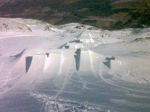 SlopeStyle (Últimos días de Febrero con la estación a tope de nieve!!)