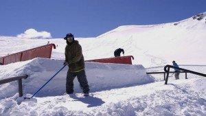 DC currante (Música electrónica en la nieve y snowboard)