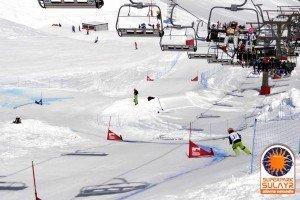 Skicross-Alevin (La línea más larga de Europa)